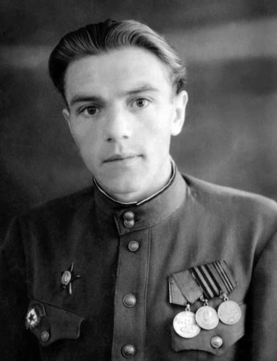Георгиев Пётр Иванович