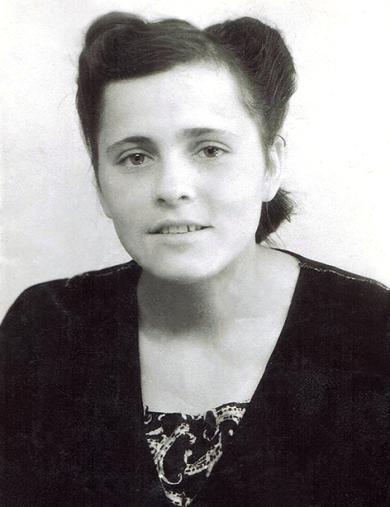 Чайко (Новикова) Нина Александровна
