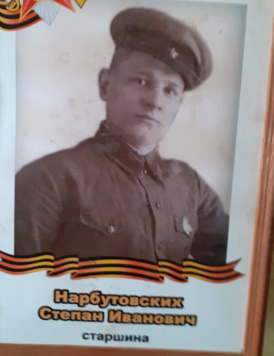 Нарбутовских Степан Иванович