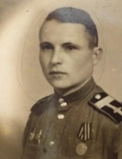 Суров Григорий Иванович