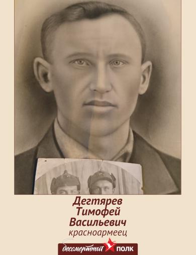 Дегтярев Тимофей Васильевич