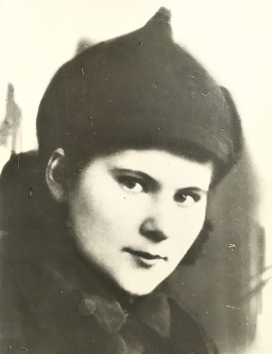 Бутович Мария Михайловна