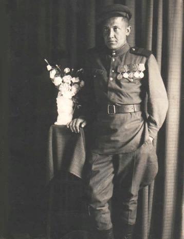 Афонин Николай Акимович