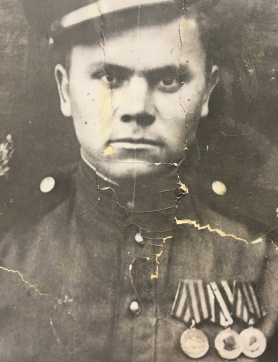 Тимофеев Николай Афанасьевич