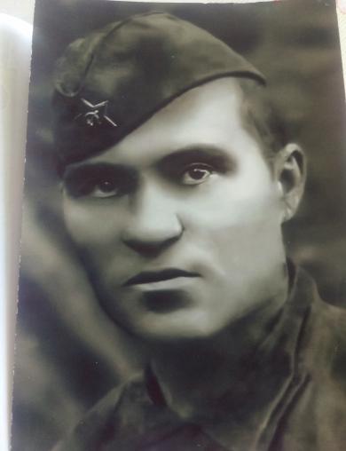 Чудик Леонид (Леонтий) Сафронович