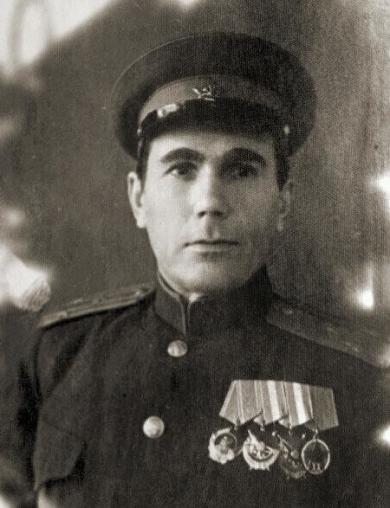 Якимов Степан Иванович