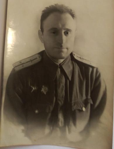 Петрухин Александр Гордеевич