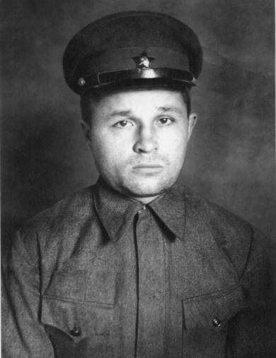 Астафьев Павел Фирсанович
