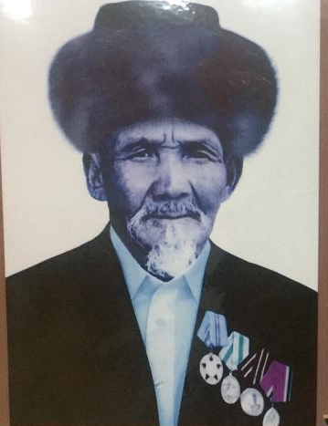 Токтомаметов Дуйшон