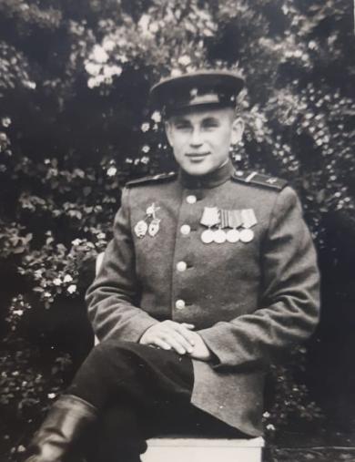 Пахтин Александр Дмитриевич