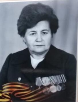 Копотилова Людмила Михайловна