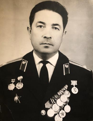 Мухаметов Гильмулла Мухаметович