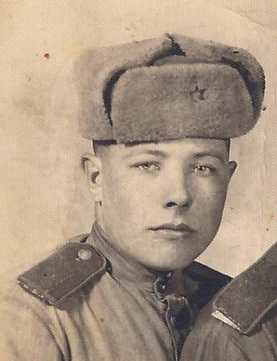 Шленкин Михаил Сергеевич