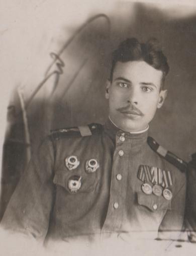 Свиридов Василий Иванович