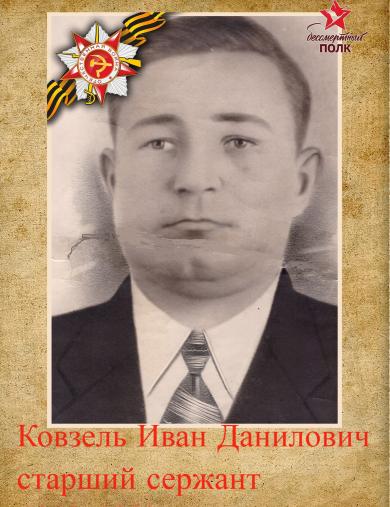 Ковзель Иван Данилович
