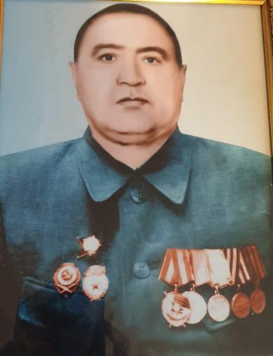 Ходжиев Джуманазар