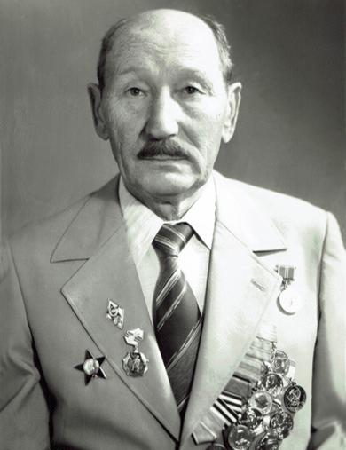Новиков Иван Сергеевич
