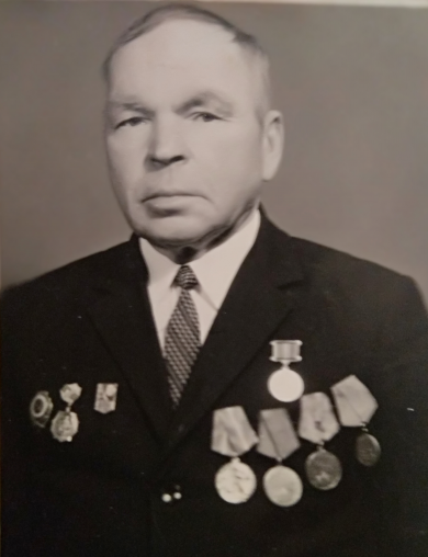 Рубцов Василий Иванович