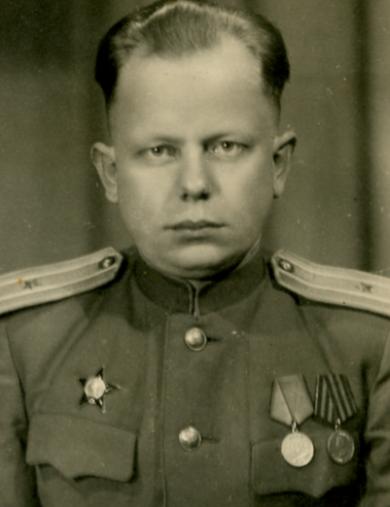 Иванов Василий Григорьевич