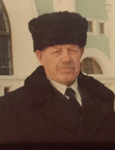 Ефремов Валентин Александрович