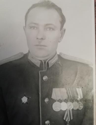 Волков Михаил Федорович