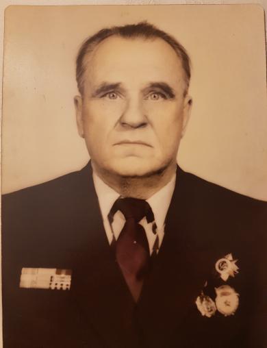 Никитенков Михаил Григорьевич