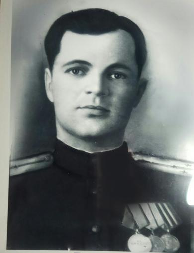 Гарага Пётр Наумович