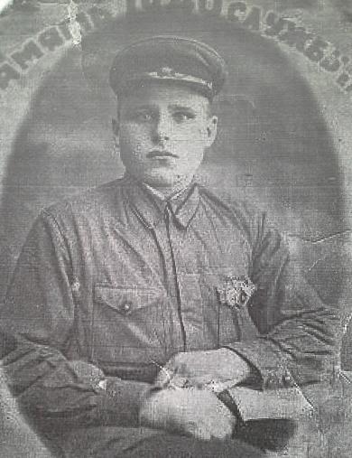 Перевалов Степан Иванович
