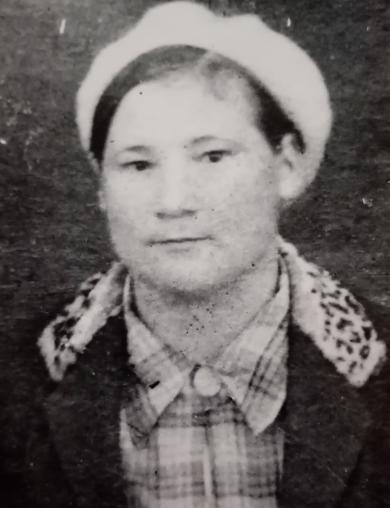 Трапездникова Зинаида Дмитриевна