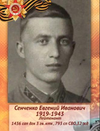Сенченко Евгений Иванович