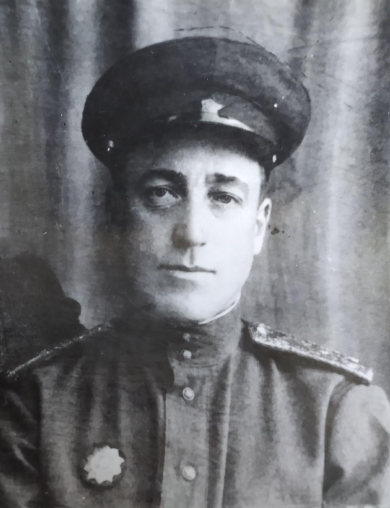 Олефиренко Антон Тимофеевич