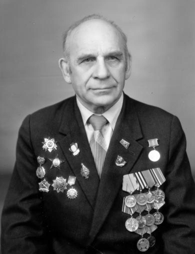 Неговский Леонид Александрович