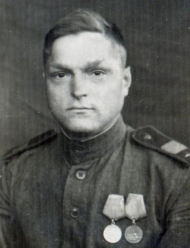Новиков Алексей Яковлевич