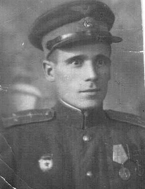 Яндыков Михаил Данилович