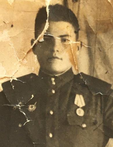 Салимов Зубаир Асылович