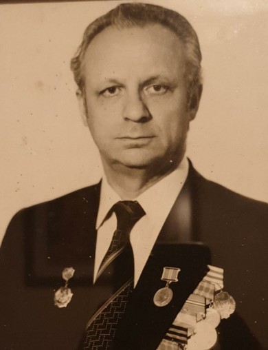 Кесельман Лазарь Исаакович
