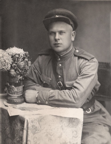 Быков Петр Михайлович