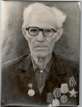 Дуев Пётр Иванович