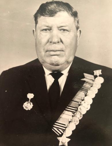 Чуреков Александр Георгиевич