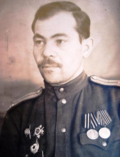 Попов Михаил Евстафьевич