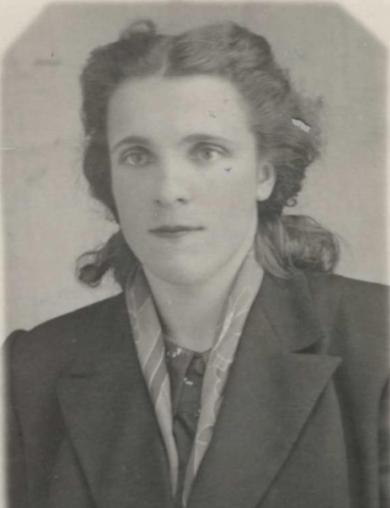 Бычкова (Гуркова) Ксения Тимофеевна