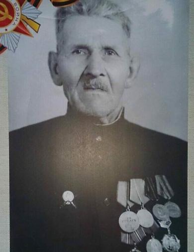 Кулаков Егор Герасимович