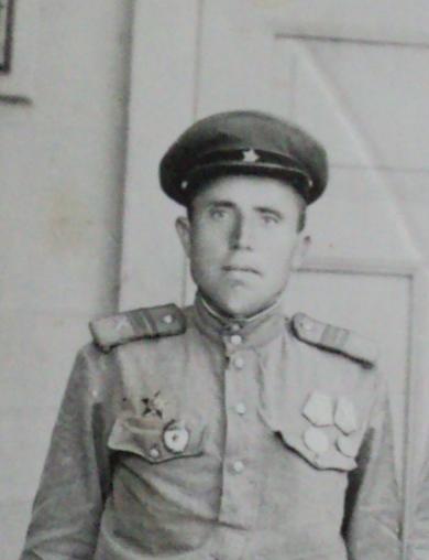 Дрожжов Григорий Иванович