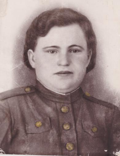 Шорина Мария Сергеевна