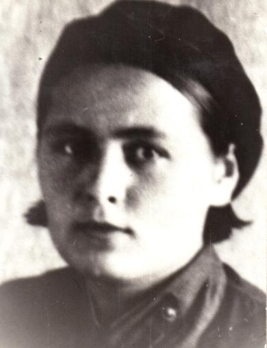 Кравцова (Александрова) Анна Степановна