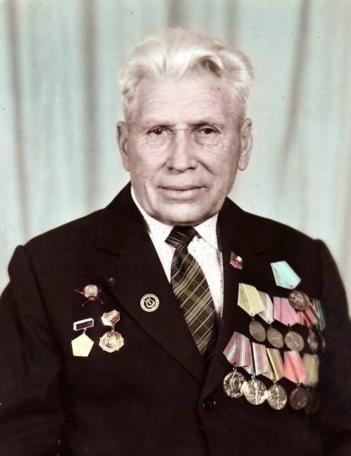 Дубров Ефрем Захарович