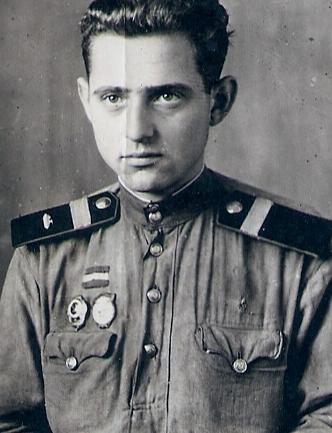 Селиверстов Михаил Иванович