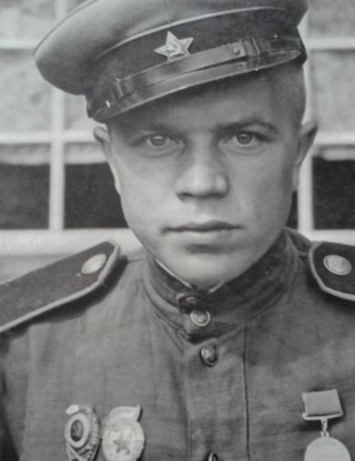 Багаев Василий Николаевич