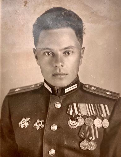Новосельцев Валентин Ильич