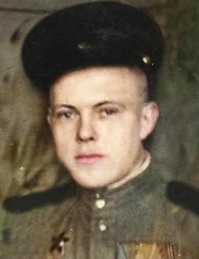 Сахаров Александр Иванович